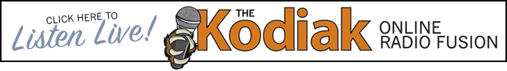 Click here to listen live to The Kodiak